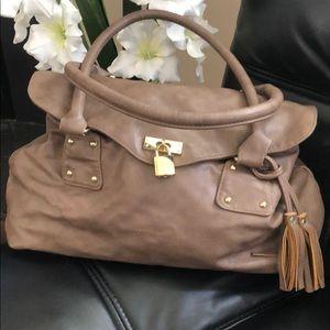 Handbags - Brown Shoulder Bag